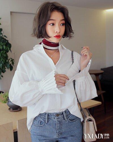 【图】韩国网红发型解析 时尚甜美又减龄图片