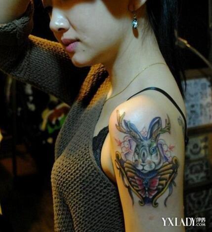 【图】手臂内侧纹身图案女图片 纹身6大事项要注意