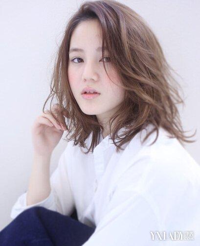 【图】2016日系v发型发型长发图片短发都超美小脸大发型法显扎图片