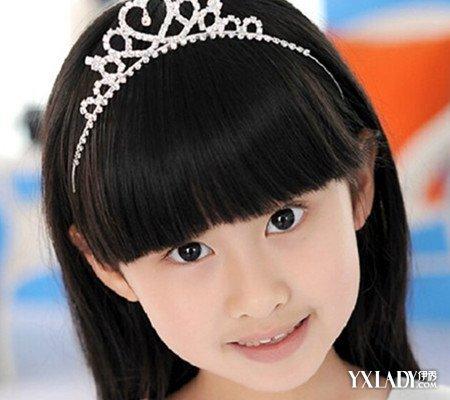小女孩编发发型扎法图展示 教你可爱的小孩发型扎法