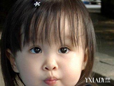 发型 流行发型 正文  空气感刘海发型  对于头发比较稀少的宝宝们图片