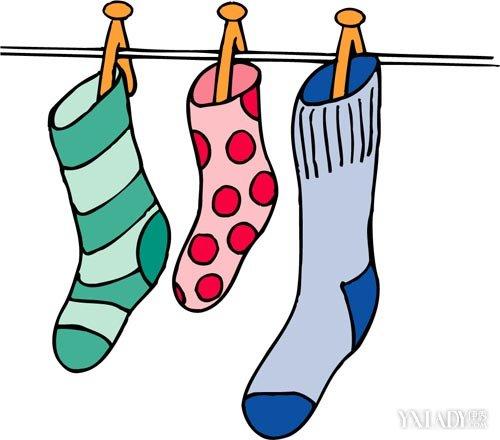 【图】袜子卷头发图解步骤教程 五分钟教你袜子卷发术