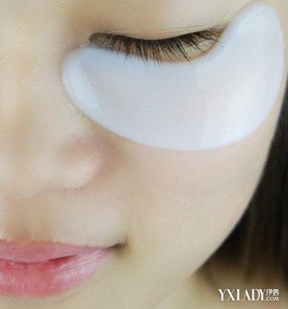 【图】眼贴膜的使用方法图解