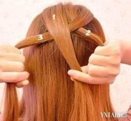 自己怎么编辫子好看 3个步骤让你轻松编辫子