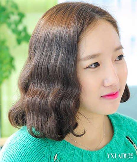 【图】韩式齐肩短发图片欣赏