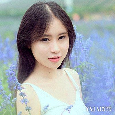 【图】国字脸奇缘女头发少适合的发型v奇缘轻美味发型白杨发型
