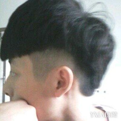 盘点男生头发前边半圆的款式有哪些 打造时尚发型