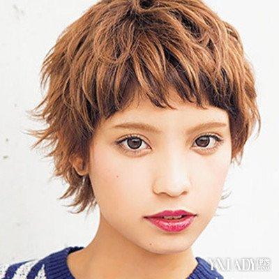 【图】帅气短发女生发型图片欣赏图片图片