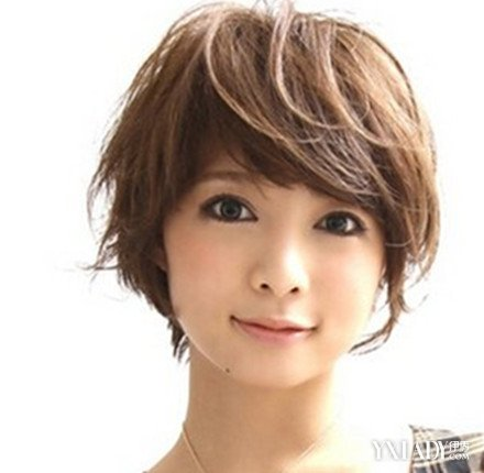 【图】申字脸型适合的发型图片图片