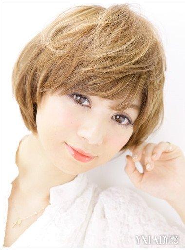 【图】发型齐耳方法绑扎女生看自己的脸适合小女孩短发中短脸型图片