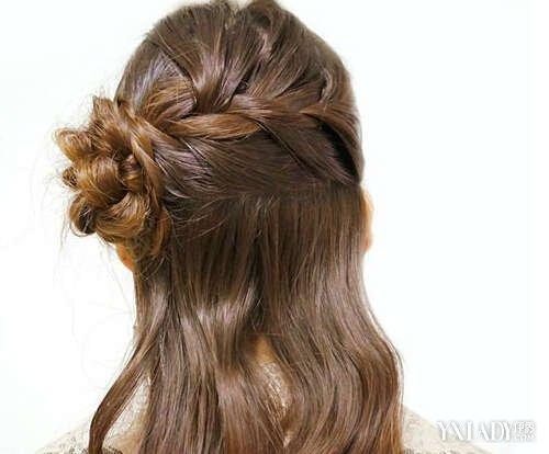 怎样编织头发 教你几种编头发花样