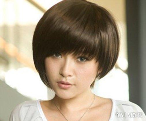 【图】小圆脸适合短发吗 短发修饰出V脸甜美又