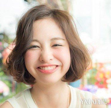 【图】短发视频圆脸丸子学生2018女款帅气短怎样裹图片头发型图片