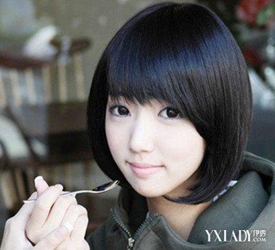 2013最新女生流行短发_发型设计