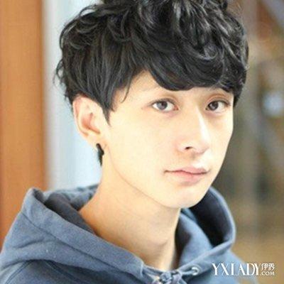 男生 刘海/五、菱形脸男生发型设计:菱形脸又称多边脸,给人一种过于MAN...