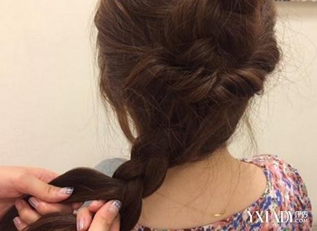 【图】三股辫子的编法图解步骤 教你编出甜美的麻花辫