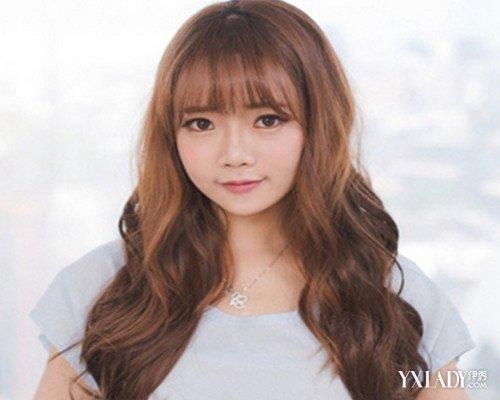 【图】图片刘海v图片长发小米中发型5款让你美空气8斜刘海没有了