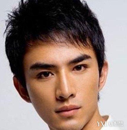 【图】男菱形脸适合什么发型呢? 4款时尚发型