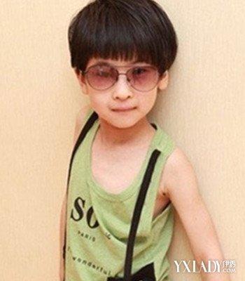 【图】7岁男孩发型图片推荐 让你的小帅哥萌萌哒