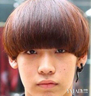 盖盖头发型男图片大全 男生帅气的发型选择图片