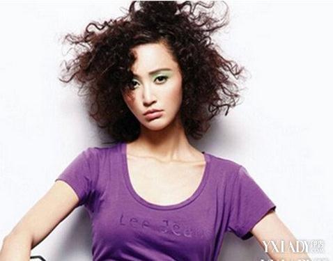 【图】发型烫短发型潮流女四款适合引领图片脸又圆又锡纸烫发的胖图片