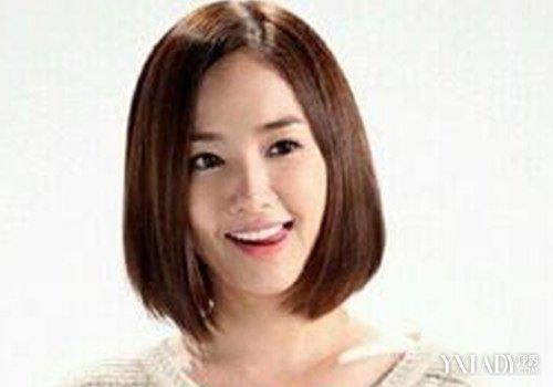 【图】学生圆脸适合的发型图片欣赏 学生头短发显清纯图片