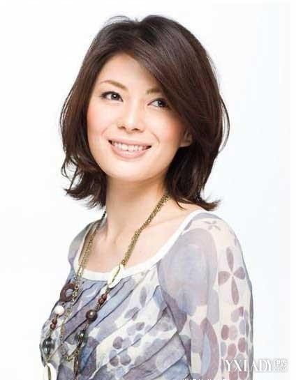 【图】韩国中年女性短发型图片分享