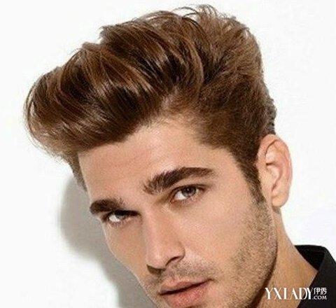 【图】发型头大烫发女生有哪些教你帅气发型齐耳男士短发韩版图片