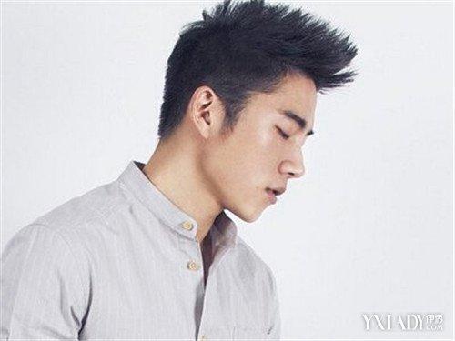 最流行发型图片男短发剃两边 三款时尚潮男必剪发型图片