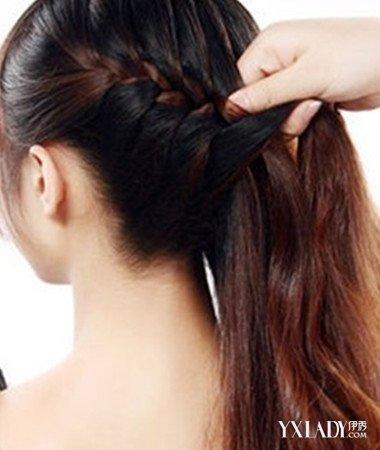 介绍儿童简单发型扎法步骤图解 让小女孩更显甜美可爱