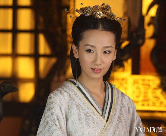 汉朝婚礼发型分享展示图片