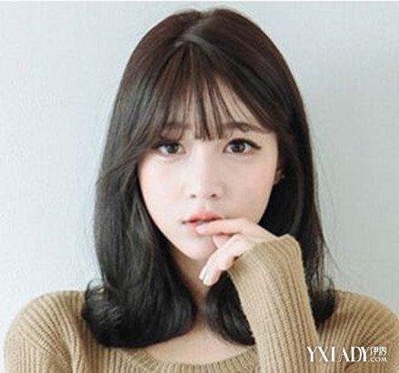 韩式齐肩短发烫发型图片怎么样 新型发型你心动了吗?