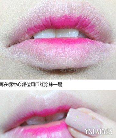 唇膏的结构示意图