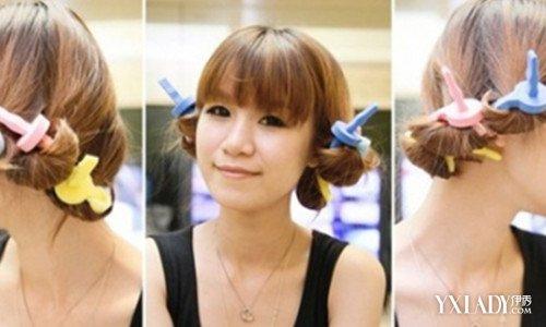 【图】卷发棒使用方法图解展示 轻松7步打造自然靓丽卷发