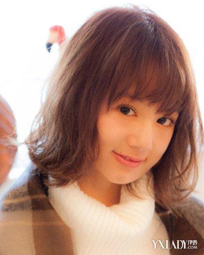 【图】揭秘矮个子小脸女生发型适合什么发型 走对画风图片