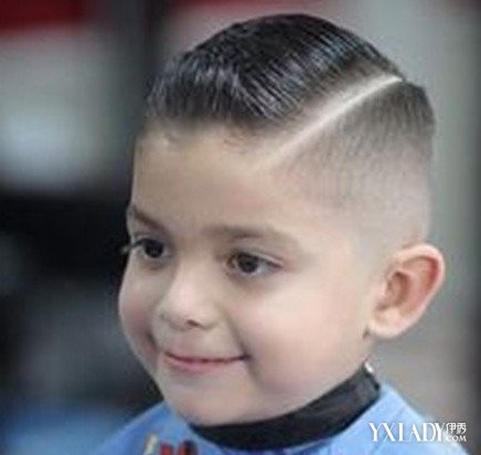 短发小女孩发型大全 幼儿园小孩