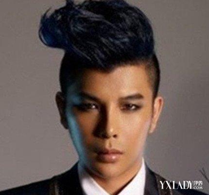 【图】男生头顶头发稀少的发型图片图片图片