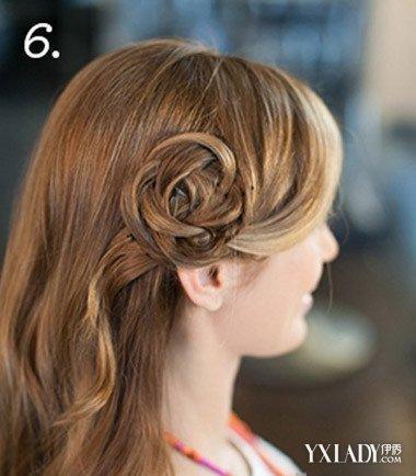 学生头扎头发简单好看的步骤 文艺青年最爱款