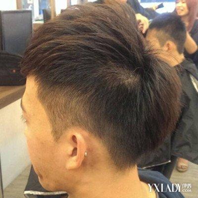 男小学生发型图片 男中小学生发图片