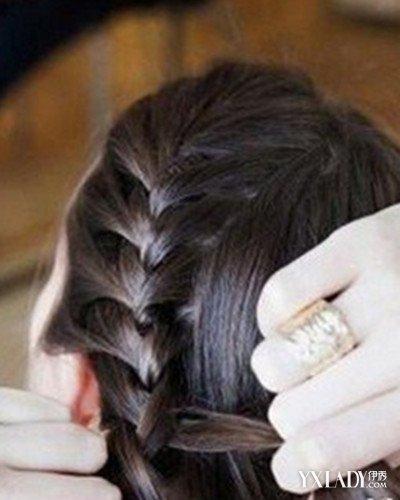 满头辫子发型分享展示图片