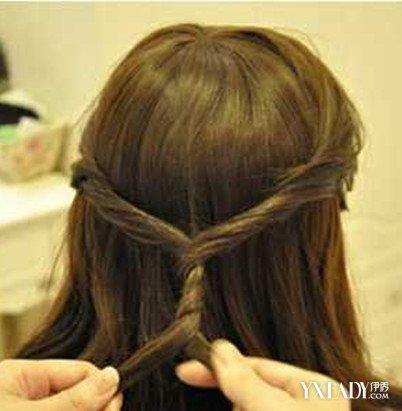 【图】简单长头发的扎法图解怎么样 小编教你简单的5个方法图片