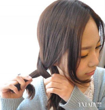 简单长头发的扎法图解怎么样 小编教你简单的5个方法