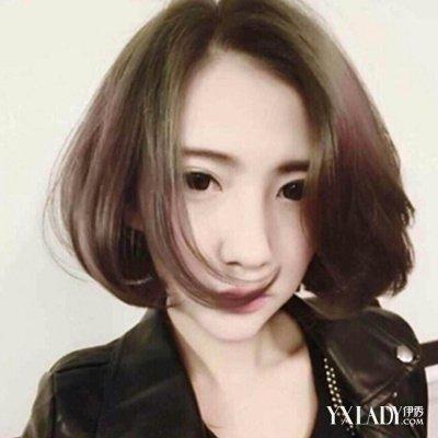 【图】盘点韩式短发波波头发型图片 女神原来是这样炼成的