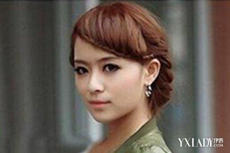 圆脸女士头发软少毛适合什么发型 为你推荐六种时尚发型图片