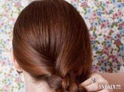【图】编头发怎么好看图解 4个步骤让你拥有漂亮发型