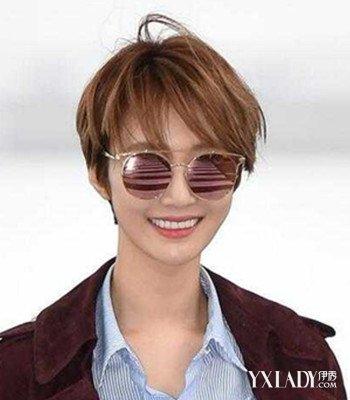高俊熙短发头发多分享展示图片