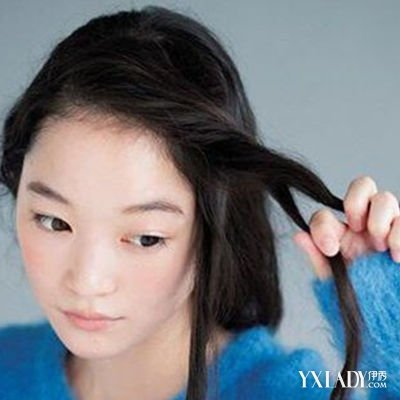 自己编头发花样步骤图 简单编发教你轻松美