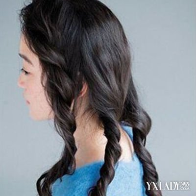 【图】自己编头发花样步骤图 简单编发教你轻松美
