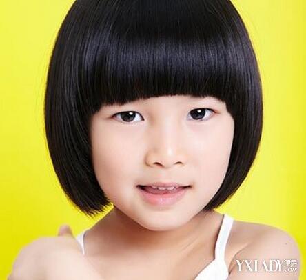 2岁小女孩短发发型设计