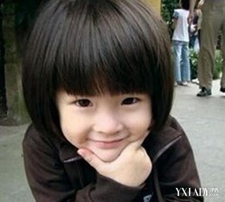 哪些小女孩适合短头发的发型 教你选择适合自己的短发发型图片